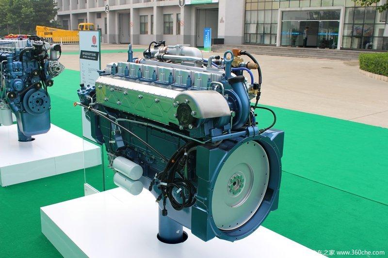 2015欧曼潍柴京V产品发布图片