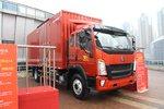 重汽HOWO G5X  210马力 6.8米载货车