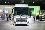 奔驰 Econic 4X2厢式载货车(1830NGT)
