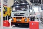 广州国际汽车展上汽红岩展台