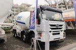 中集瑞江 320马力 8X4 7.3方混凝土搅拌车