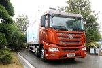 联合卡车 350马力 6X2冷藏车(国六)