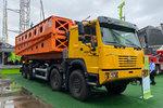 重汽 豪沃H-WII 400马力 8X4 中联重科应急架桥车