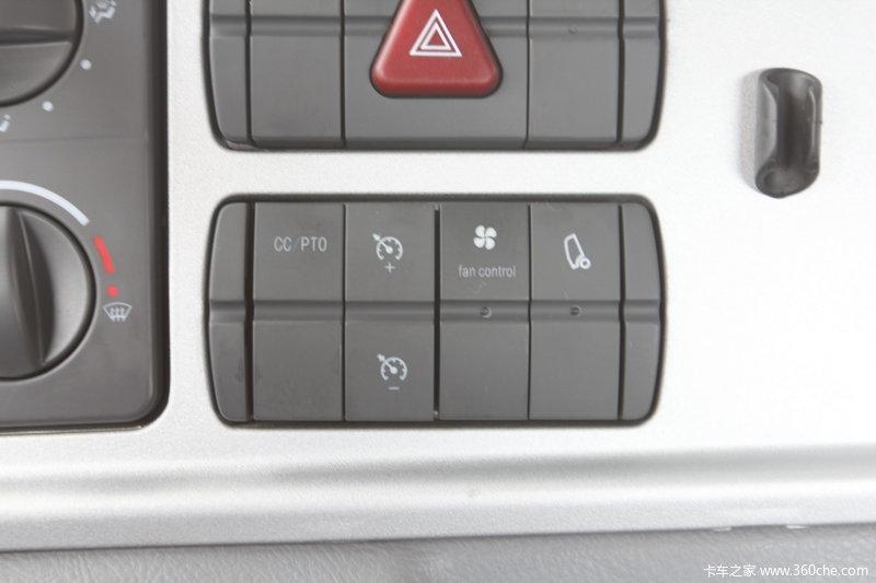 福田欧曼GTL 奔驰动力版牵引车高清图片